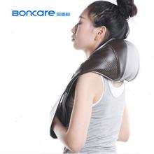 U型披肩式无线使用的红外加热肩颈椎腰部肩部电动按摩枕 S2