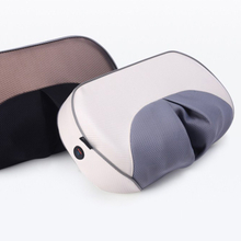 热销中日韩的多功能无线加热高品质按摩枕-S6